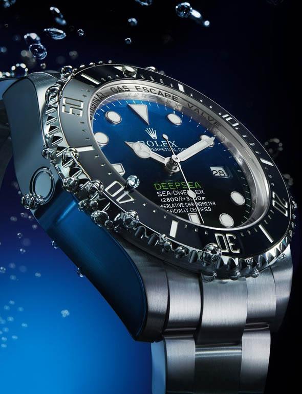 Rolex Deepsea Replica D-Blue Dial