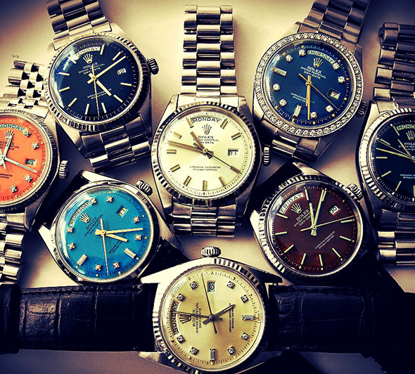 Watches that look like rolex datejust