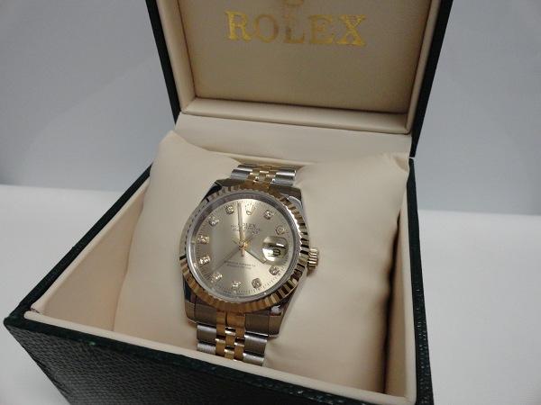Fake Two Tone Rolex Datejust