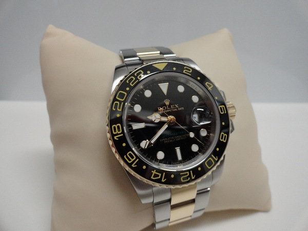 Rolex GMT Master II Replica Watch Photo Review