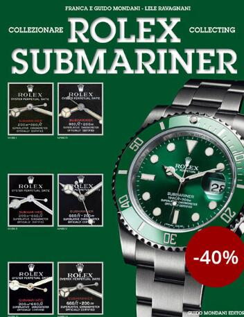 Collecting Rolex Submariner by Mondani