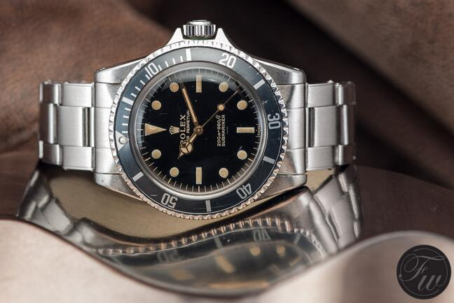 Rolex Submariner 5513 replica