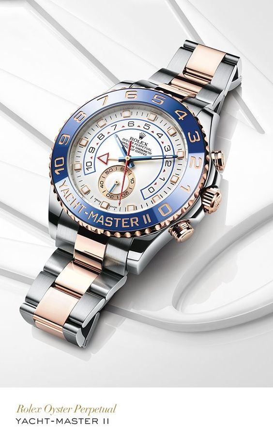 Rolex Yacht-Master II fake watches