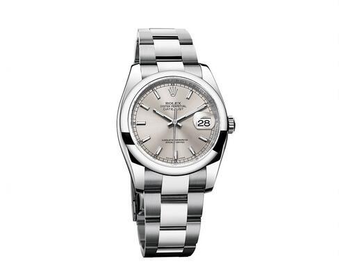 Rolex steel Datejust