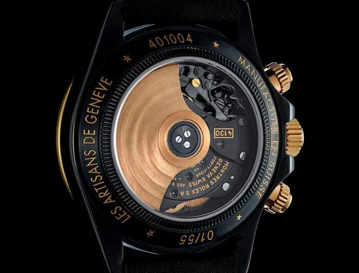 rolex gold marking dial