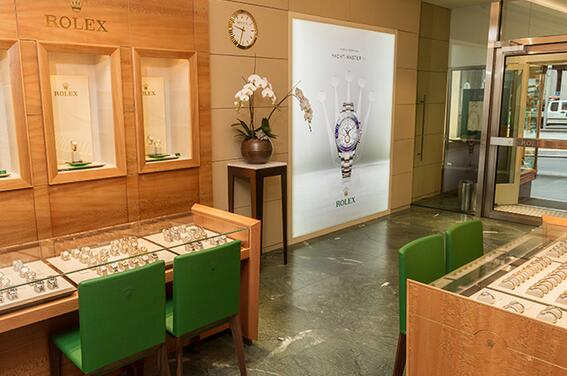 watches of switzerland rolex boutique