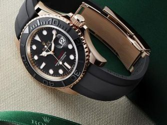 fake rolex yacht-master 40 with 18ct everose gold oyster case