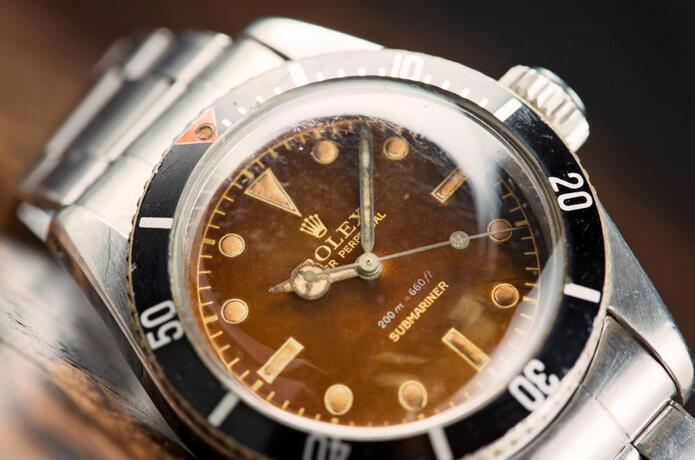 Pre-owned fake Rolex