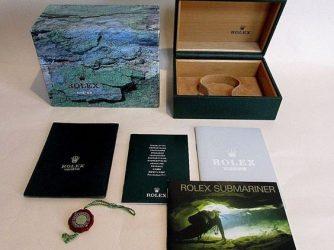 rolex boxes