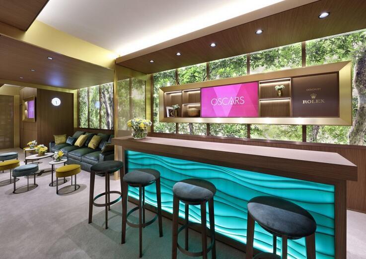 rolex greenroom