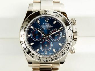 rolex replica watches with blue dial