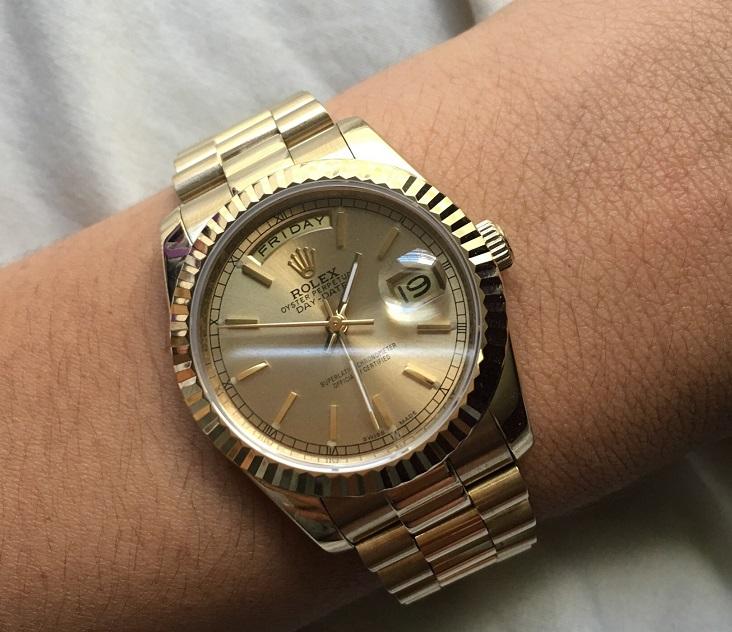 Rolex-Day-Date-Replica