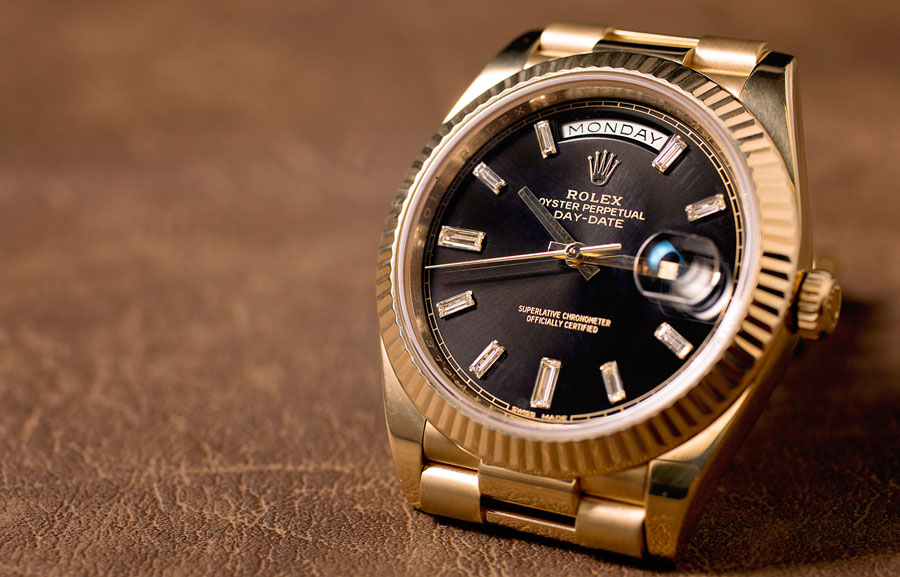 Luxuryrolex.co Reviews The Day-Date Replica 40 ref. 228238
