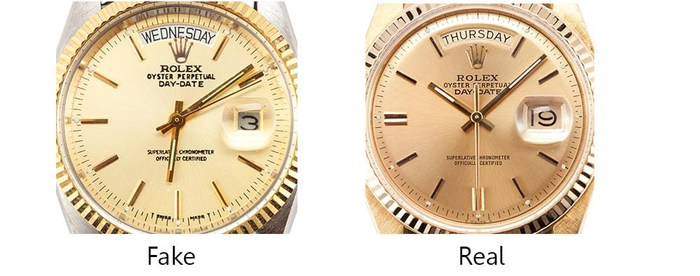 real-vs-fake-rolex-dials
