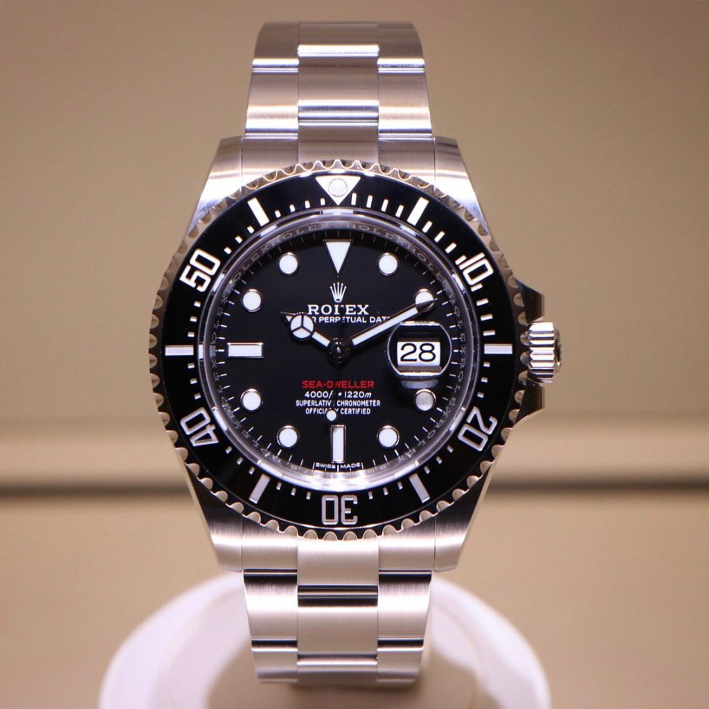 New Kid on the Block: Sea-Dweller Replica  Watches ref. 126600 50th Anniversary