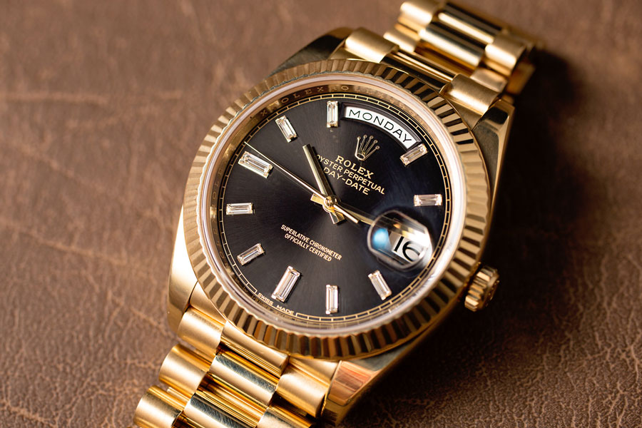 RIC FLAIR'S ROLEX Replica WATCHES