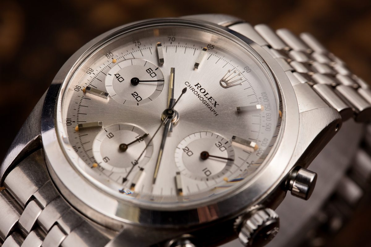 The Beautiful Rolex 6238 Pre-Daytona Chronograph