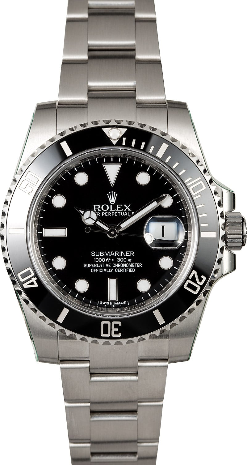 Rolex Submariner 116610 replica