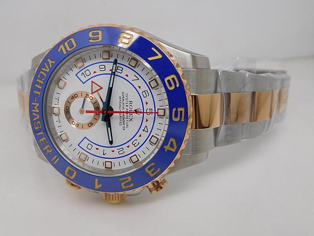 Rolex-YachtMaster-II-116681-Blue