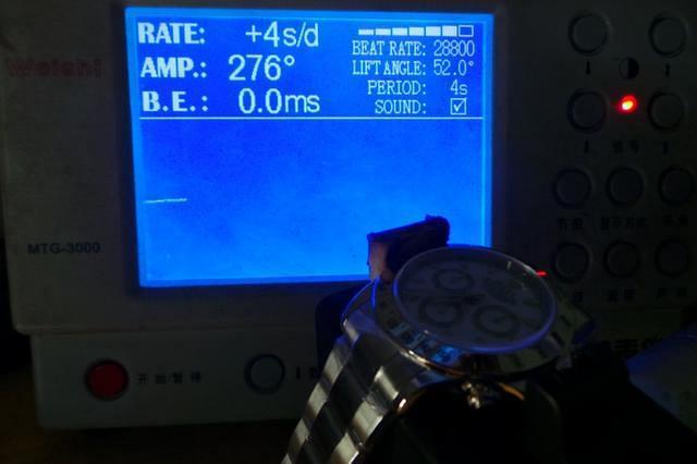 Replica Rolex 116520 Accuracy Test