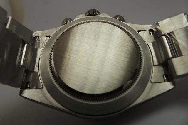 Replica Rolex Daytona Solid Back