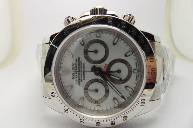 Rolex Daytona White Dial Replica