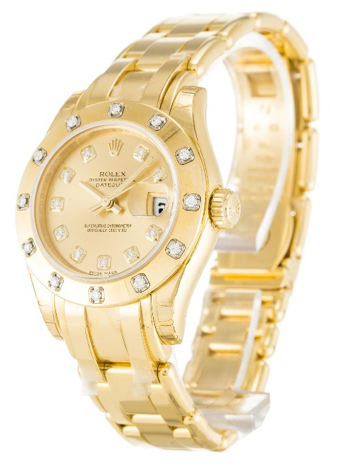 replica rolex pearlmaster rose gold