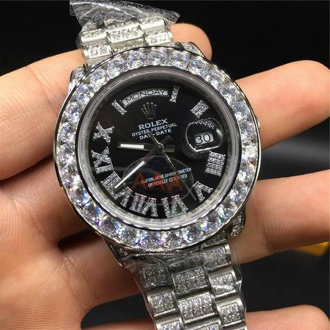 Rolex Black Diamond Replica
