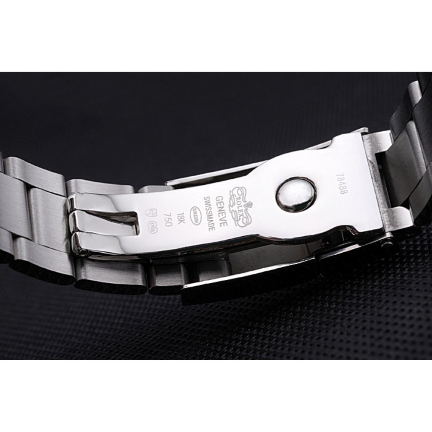 Stainless Steel White Dial Rolex Daytona Replica