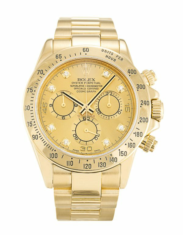 Rolex Replica Daytona 18k Gold