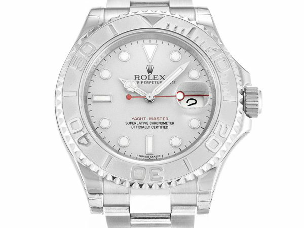 Replica Rolex Yachtmaster Silver 116622