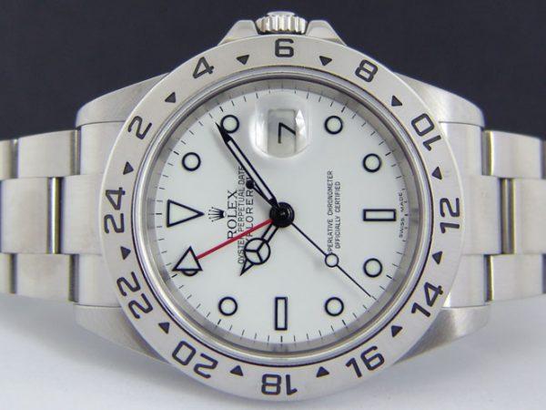 Mens Rolex Explorer 40mm Replica Watch