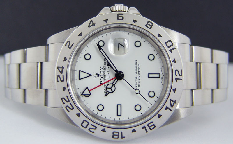 Mens Rolex Explorer 40mm Replica Watch
