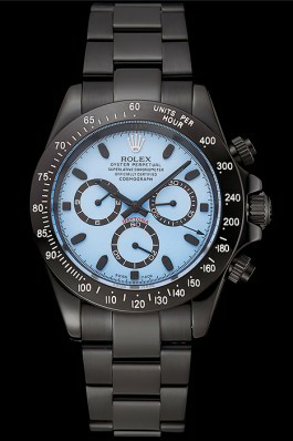 Midnight Blue Dial Rolex Daytona Replica Watch