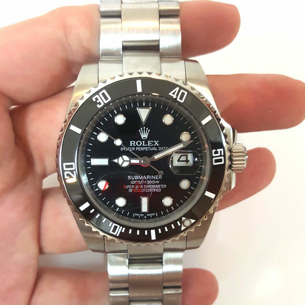 Replica Rolex Submariner 116610