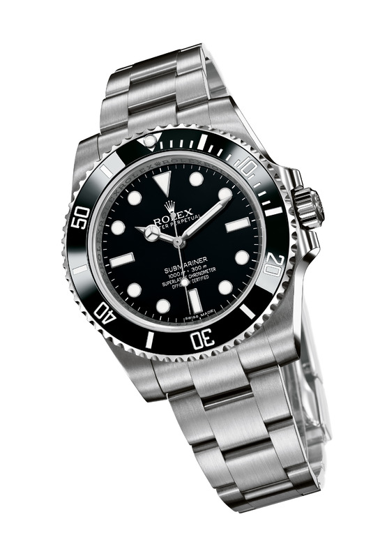 New Rolex Submariner No-Date Reference 114060
